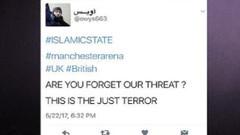 İngiltere patlamasında ortalığı karıştıran tweet! Saldırgan o mu?