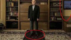 Gülen'in seccade üzerinde ayakkabı ile mesajı kime?