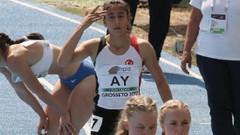 Milli Atlet Mizgin Ay, Avrupa Şampiyonası'nda yarı finalde