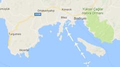 Karaada olmasaydı Bodrum'da büyük felaket yaşanacaktı