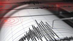 Van'da 3.3 büyüklüğünde deprem