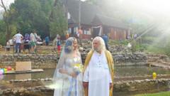 Kendini İsa sanan Hasan Mezarcı evlendi! İşte Eşi..