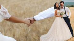 Gizem - Hakan Hatipoğlu çifti, evliliklerinin 6. yılını kutladı