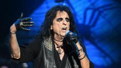 Kayıp tablo rock yıldızı Alice Cooper'ın evinden çıktı
