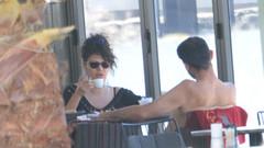 Mehtap Bayri sevgilisiyle Bodrum'da tatilde
