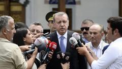 Erdoğan'dan Almanya'daki Türklere: Merkel'e Oy vermeyin!