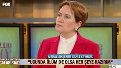 Son dakika… Meral Akşener açıkladı: Ekim ayının 15'inde..