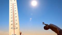Meteoroloji'den son dakika uyarısı: Sıcaklık rekoru...