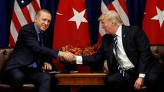 Erdoğan ve Trump'ın kritik görüşmesinde neler yaşandı?