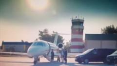 Düşen uçak Kayıtdışı dizisinde kullanılmıştı: Erkan Petekkaya...