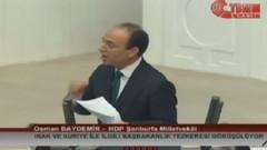 Meclis Irak-Suriye tezkeresi için olağanüstü toplandı! CANLI
