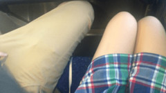 Metroda genç kadını taciz eden sapık fermuarı açık halde yakalandı