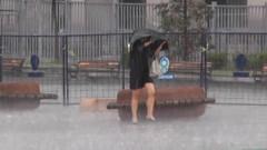 Son dakika! Meteoroloji İstanbul için saat verdi! Sağanak yağış...