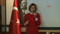 CHP İstanbul İl Başkanı Canan Kaftancıoğlu'dan Erdoğan'a flaş yanıt