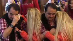 Dişi İbo Zenfira İbrahimova, İbrahim Tatlıses'i ağlattı