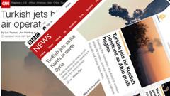 Washington Post'tan skandal yorum! Dünya basını Afrin operasyonuna ne dedi?