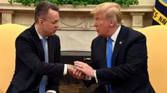 ABC News: Pastör Brunson serbest kalmasaydı Trump Türkiye'den tüm diplomatik personeli çekecekti