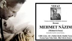 Mehmet Nazım'ın ölüm ilanında neden Gary Cooper fotoğrafı kullanıldı?