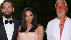 Arda Turan'a şok: Aslıhan Doğan baba evine döndü