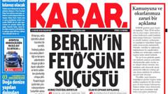 AKP içi muhalefetin gazetesi Karar: Baskı altındayız