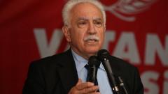 Doğu Perinçek: Türkiye ve Suriye heyetleri Tahran'da 6 kez gizlice görüştü