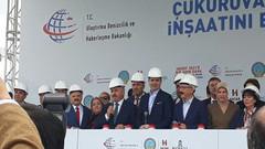 Çukurova'da havalimanı olacak denen ve iki kez temel atma töreni yapılan arazi, nar bahçesi oldu