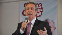 Mansur Yavaş: AK Parti'den aday olmayı asla düşünmüyorum