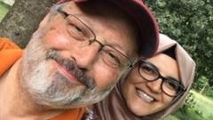 Cemal Kaşıkçı ile nişanlısı Hatice Cengiz'in fotoğrafı sahte mi?