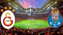 Galatasaray 2-3 Porto UEFA Şampiyonlar Ligi D Grubu Maç özeti