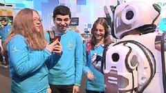 Robot sandılar, insan çıktı!