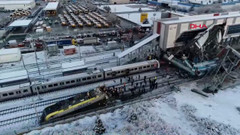 Son dakika: Ankara'da Yüksek Hızlı Tren kazası! 4 ölü 43 yaralı