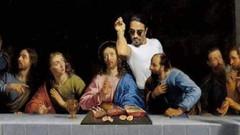 Nusret'li son akşam yemeği tablosuna gözaltı: Dinler arası çatışmayı kışkırtmak