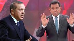 Fatih Portakal'dan Erdoğan'ın sözlerine yanıt: Edepsiz demese iyiydi..
