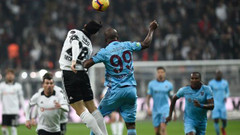 Beşiktaş 2-2 Trabzonspor 90+6 dakikada beraberlik