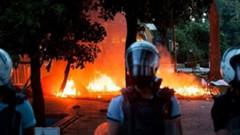 Gezi'de çadırları yakma emri veren polis Adil Öksüz'ün arkadaşıymış