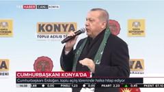 Erdoğan: Her an teröristlerin tepesine çökebiliriz