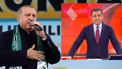 Erdoğan yine Fatih Portakal'ı hedef aldı: Patlatırlar enseni