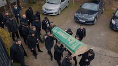 Vartolu'nun cenazesi herkesi şaşırttı