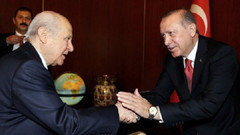 AKP - MHP ittifakında liderlere yeni görevler