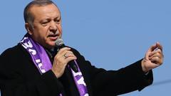 Erdoğan 2019 seçiminde beklediği oy oranını açıkladı!