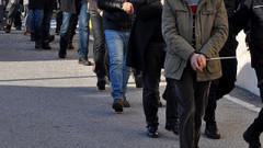 144'ü muvazzaf 170 kişiye FETÖ'den gözaltı kararı