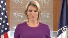 ABD: Doğuda birlikte çalıştığımız güçlerin Afrin'e doğru gittiğini görüyoruz