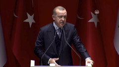 Erdoğan'dan ABD'ye tepki: Be ahlaksız, be utanmaz