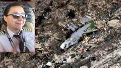 İran'da düşen lüks jetle ilgili şok ayrıntı: Pilot kayıp