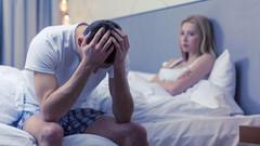 Kız arkadaşıyla ilk kez yatağa girdi, korkunç bir acıyla sarsıldı