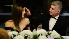 Özcan Deniz Feyza Aktan evliliğinde Aslı Enver detayı