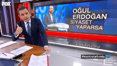 Fatih Portakal'dan Bilal Erdoğan'a tepki: Siyaset senin işin değil