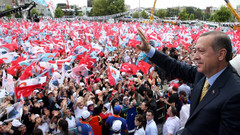 Son anket Erdoğan'a seçim kararı mı aldırttı?