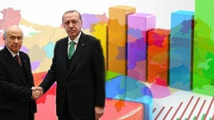 Şok anket: AKP MHP ittifakının oyu Yüzde 48,5