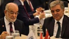 Saadet Partisi, Kılıçdaroğlu ve Akşener'le buluşup Gül'e gidecek